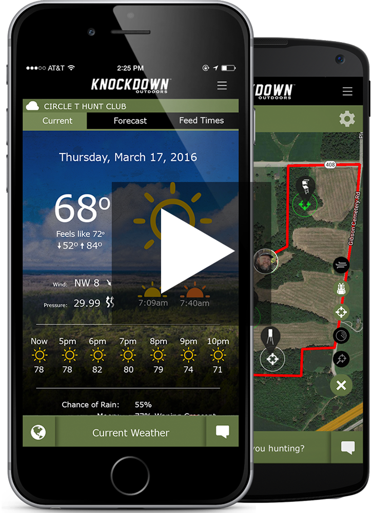 Knockdown Outdoors™ App Video